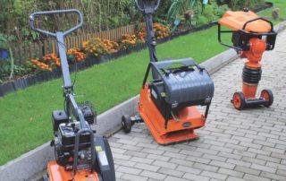 RRüttelplatte Stampfer günstig bei Werth Motorgeräte kaufen nahe Wetzlar und Gießen