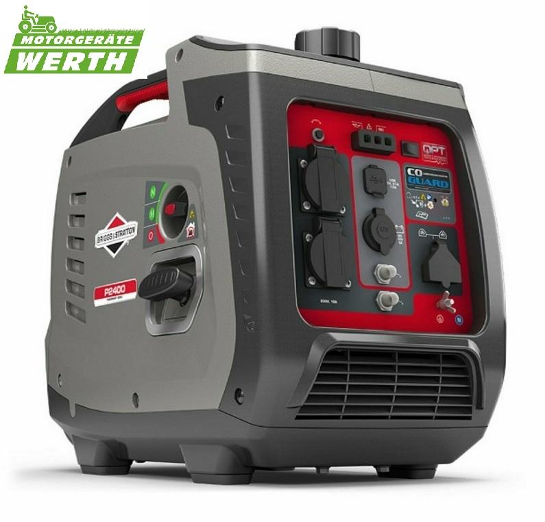 Stromerzeuger Briggs & Stratton Inverter günstig kaufen wie Honda EU22i