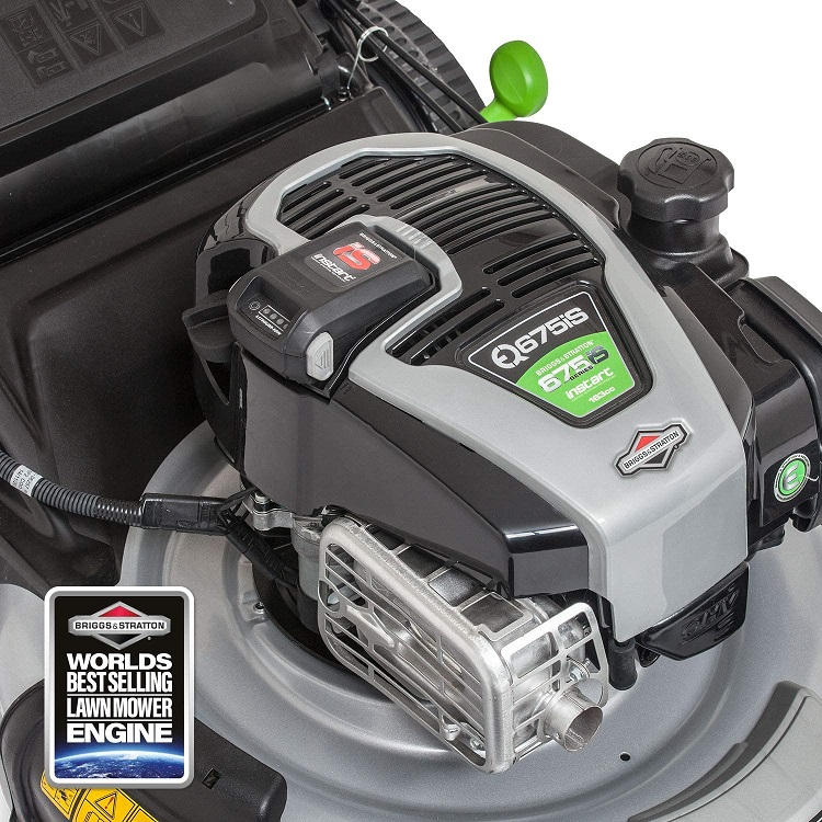 Rasenmäher Murray Briggs & Stratton Instart Motor Elektrostart günstig kaufen