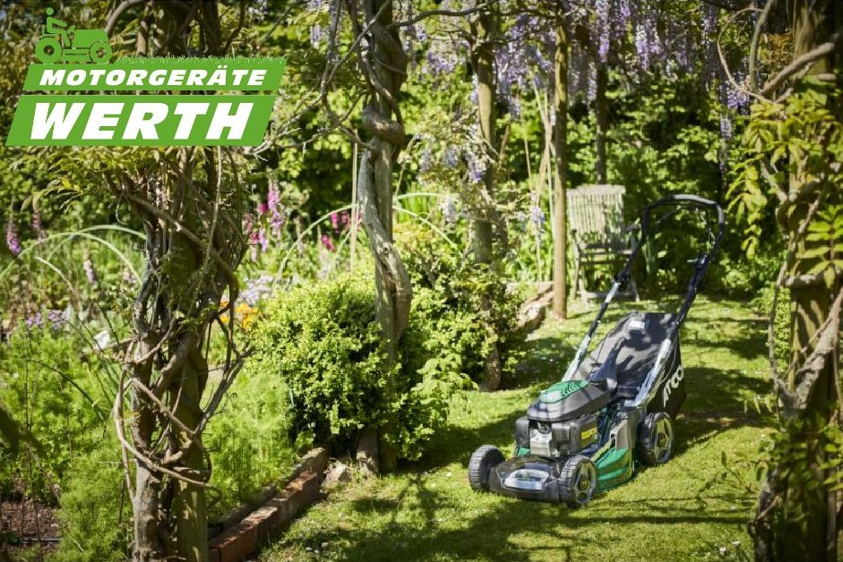 Rasenmäher Brookland´s Stiga Atco mit Honda Motor günstig kaufen